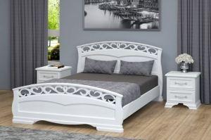 Кровать Грация-1 - Мебельная фабрика «Bravo Мебель»