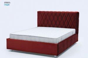 Кровать Грация - Мебельная фабрика «Империя Идей»