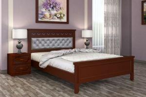 Кровать Грация орех - Мебельная фабрика «Bravo Мебель»