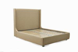 Кровать Grayson sleigh bed - Мебельная фабрика «Artiform»