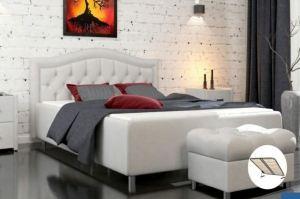 Кровать ортопедическая Грейс - Мебельная фабрика «ИЛ МЕБЕЛЬ»
