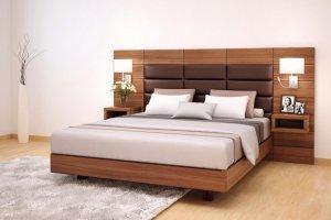 Кровать Хилтон - Мебельная фабрика «МАКС Интерьер»