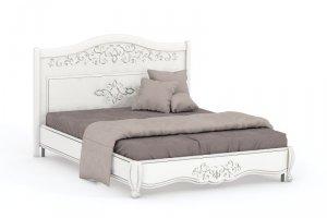 Кровать из массива 2 - Мебельная фабрика «Вернисаж»