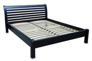 Кровать из массива Фиеста - Мебельная фабрика «Мебель для Вашей Семьи (МВС)»