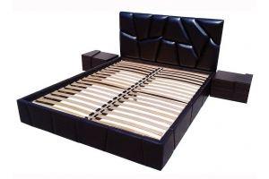 Кровать из массива Пальмира - Мебельная фабрика «Мебель для Вашей Семьи (МВС)»