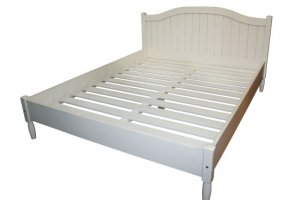 Кровать из массива сосны - Мебельная фабрика «AFONIN GROUP»