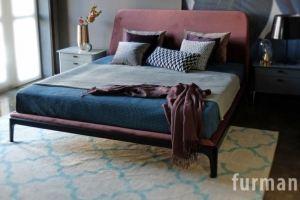 Кровать из массива ясеня (березы) Play-S - Мебельная фабрика «Фурман»
