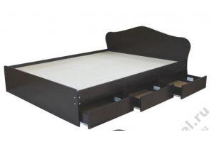 Кровать К-17 - Мебельная фабрика «Ромис», г. Краснодар