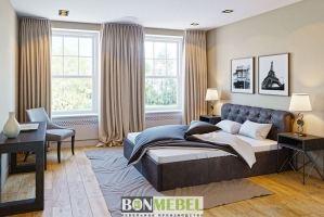Кровать Калипсо - Мебельная фабрика «Бонмебель»