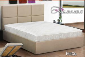 Кровать Камелия - Мебельная фабрика «Селена»