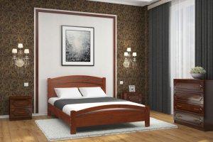 Кровать Камелия 3 - Мебельная фабрика «Bravo Мебель»