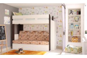 Кровать Карамель 75 - Мебельная фабрика «Атлант»