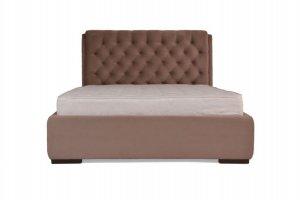 Кровать с каретной стяжкой Кардиф - Мебельная фабрика «Кромма»