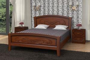 Кровать Карина 16 - Мебельная фабрика «Bravo Мебель»