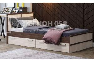 Кровать Карина 3 0.9 - Мебельная фабрика «Регион 058»