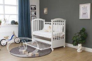 Кровать каталка детская Карапуз С355 - Мебельная фабрика «Красная звезда»