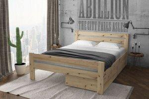 Кровать Kate (с изножьем) - Мебельная фабрика «Alitte»