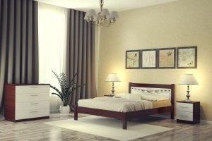 Кровать Катрин 2 - Мебельная фабрика «DM- darinamebel»