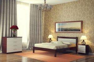 Кровать Катрин 3 - Мебельная фабрика «DM- darinamebel»