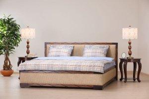 Кровать Катрин с декором - Мебельная фабрика «Маск»