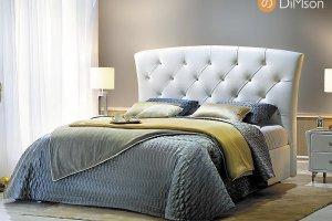 Кровать Классик 2 - Мебельная фабрика «DiMSon»