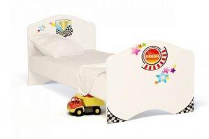 Кровать классик Sport - Мебельная фабрика «ABC King»