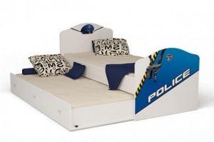 Кровать классика Police - Мебельная фабрика «ABC King»