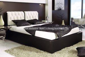 Кровать Клеопатра 2 - Мебельная фабрика «Дуэт»