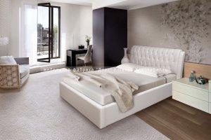 Кровать Клеопатра с подъемным механизмом - Мебельная фабрика «Дуэт»