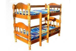 Кровать Королина двухъярусная - Мебельная фабрика «Святогор Мебель»