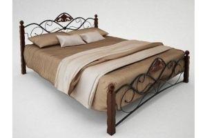 Кровать кованая Венера - Мебельная фабрика «Конкорд»