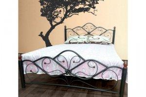 Кровать кованная Венера 2 - Импортёр мебели «Мебвилл»