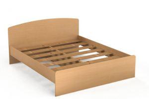 Кровать КР-03 (1600) - Мебельная фабрика «Милайн»