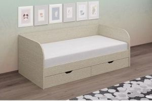 Кровать детская КР 117 - Мебельная фабрика «Д'ФаРД»