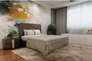 Кровать Kristi МП - Мебельная фабрика «Strong»