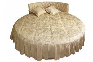 Кровать круглая - Мебельная фабрика «Каравелла»