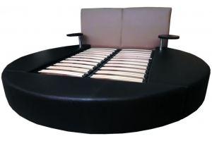 Кровать круглая 54 - Мебельная фабрика «Мега-Проект»