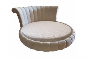 Кровать круглая МАРГО - Мебельная фабрика «Маркиз»