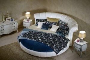 Кровать круглая Ориноко - Мебельная фабрика «Dream land», г. Москва