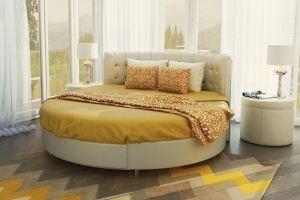 Кровать круглая Тиффани - Мебельная фабрика «Strong»