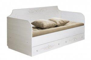 Кровать Кушетка Барокко - Мебельная фабрика «Мебельный двор»