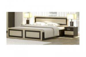 Кровать Квадро - Мебельная фабрика «Мебель Тек»