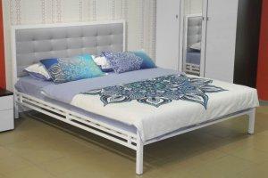 Кровать металлическая Лагуна - Мебельная фабрика «Гайвамебель»