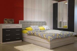 Кровать с подъёмным механизмом Лагуна - Мебельная фабрика «Гайвамебель»