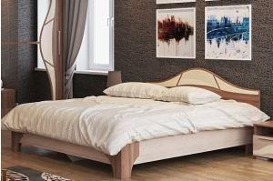 Кровать ЛАГУНА-5 - Мебельная фабрика «Северная Двина»