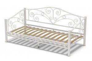 Кровать металлическая Лаура - Мебельная фабрика «Гайвамебель»
