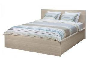Кровать ЛДСП Лаура - Мебельная фабрика «Александрия»