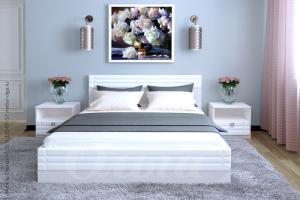Кровать Легенда - Мебельная фабрика «Ольга»
