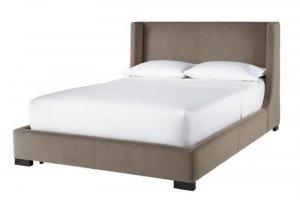 Кровать Лейла - Мебельная фабрика «Brosco»
