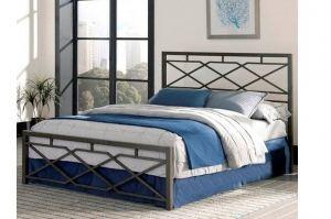 Кровать Лофт 5 - Мебельная фабрика «ЯСЕНЬ-ПЕНЬ»